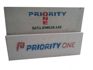 bata ringan priority one