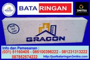 bata ringan gracon