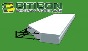 panel lantai citicon